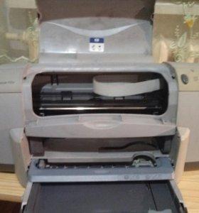 Принтер HP Deskjet 920c