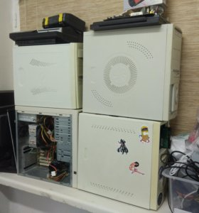 Компьютеры игровые и для офиса