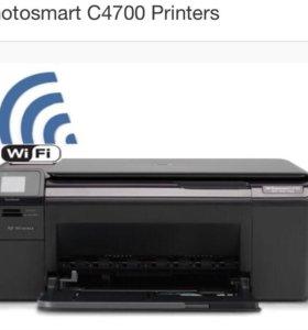 Принтер HP Photosmart C4700