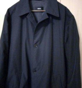Плащ-пальто Hugo Boss мужской классический