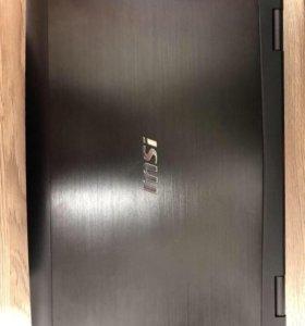 Продаю ноутбук MSI GT 70 20C