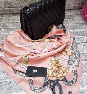 Сумка+платок Chanel