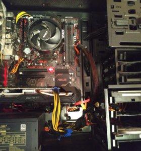 Игровой компьютер (Gtx1060 6GB)