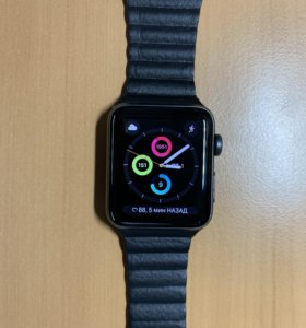 Apple Watch series 3 42мм GPS