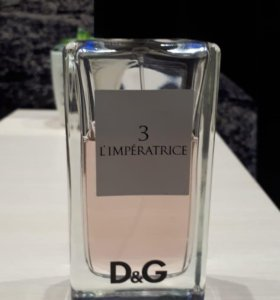 "Духи Dolce&Gabbana ""3 L'Imperatrice"""
