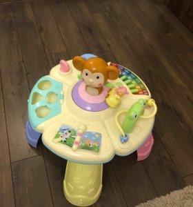 Стол развивающий детский