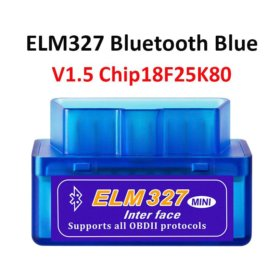 Диагностический автосканер ELM327 Bluetooth-V1,5