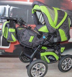 Продам коляску- трансформер Riko Grand
