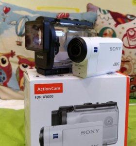 Экшн камера сони FDR-X3000