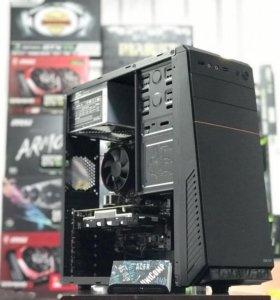 Игровой Core i3/ 8Gb DDR3/ MSI GTX 1050 Ti 4Gb
