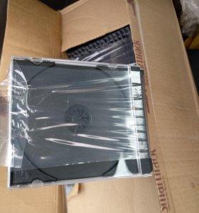 Коробки для CD дисков 98 штук
