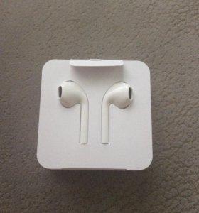 Продам наушники от iPhone (не оригинал)