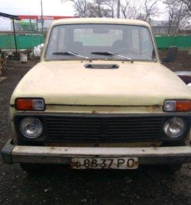 ВАЗ (Lada) 4x4, 1986