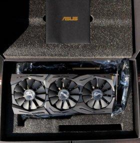 Asus AMD Radeon RX 580 strix TOP