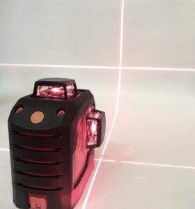 Лазерный уровень Нивелир 3d 360 FUKUDA