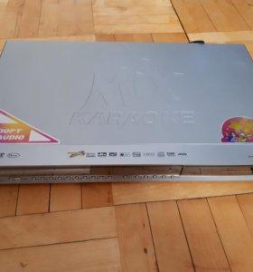 DVD плеер BBK с пультом