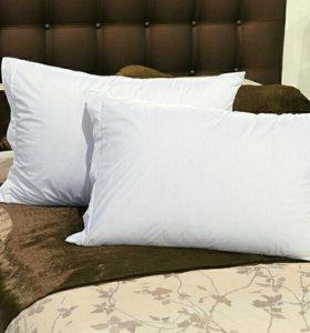 Подушки+чехол Protect-A-Bed 50х70см