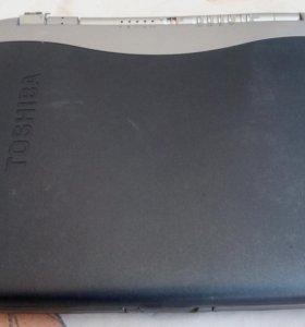 Ноутбук Toshiba. Обмен