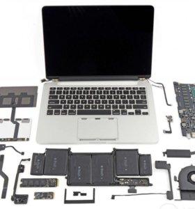Запчасти Apple для MacBook iMac MacPro