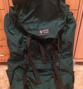 Продам туристический рюкзак nova tour 110
