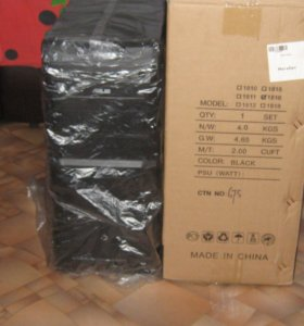Системный блок продам core i5 4460 rx 560 hdd 1000