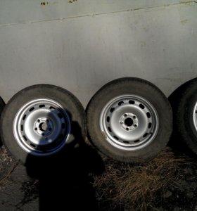 4 колеса Hakkapeliitta
