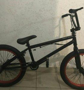 Новые велосипеды BMX