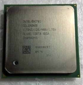 Intel Celeron Processor 1.70GHz s478
