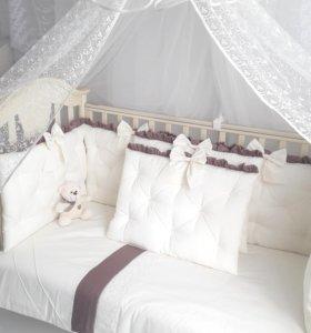 Набор в кроватку Cherry