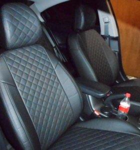 Чехлы на сиденья Автопилот