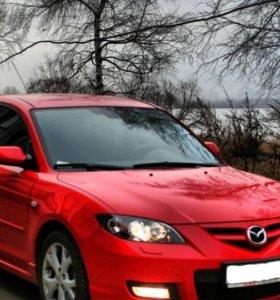 Авторазбор Mazda 3 BK sedan