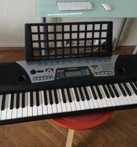 Синтезатор Yamaha PSR-175 + Pro Acropolis