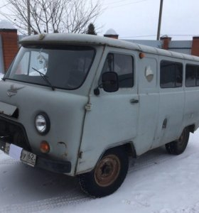 УАЗ 452, 1992