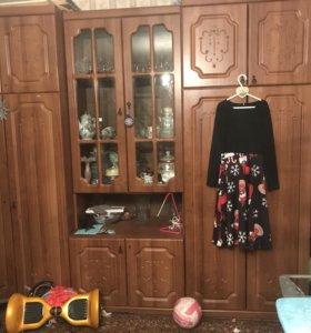 Стенка со шкафами