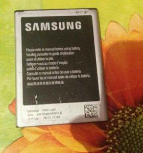 Батарея на samsung galaxi s4 mini