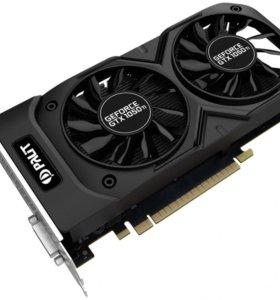Nvidia geforce 1050ti в отличном состоянии