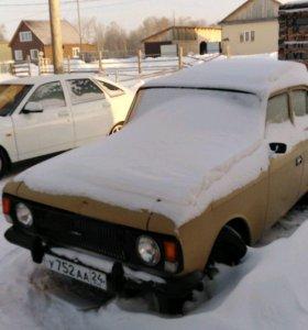 Москвич 412, 1994
