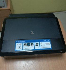 Струйный принтер Canon ip7240 wi-fi