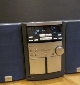 Kenwood HM-331 Radio/CD/ кассета и с AUX входом