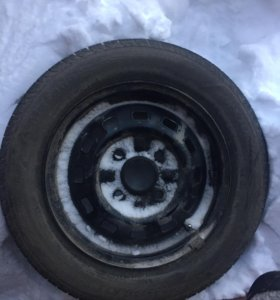 Шины (Matador), диски штамп R13