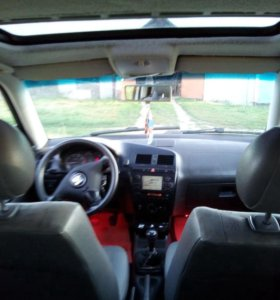 SEAT Ibiza, 2000