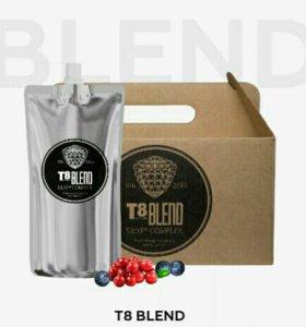 Натуральный сок из 6ти таежных ягод T8 BLEND