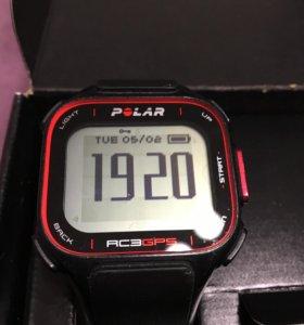 Часы пульсомер Polar RC3 GPS HR