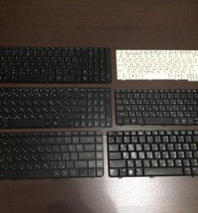 Б.у клавиатуры для ноутбуков