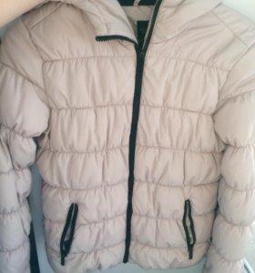 Куртка плащ тренч