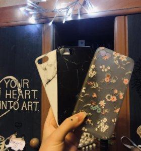 Чехлы, панели на iPhone 8