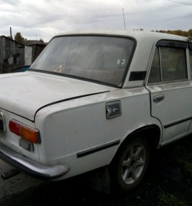 ВАЗ (Lada) 2101, 1984