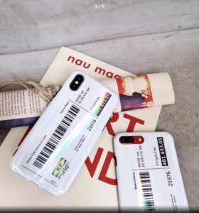 Чехлы на iPhone/айфон