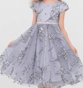 Нарядное платье Baby Steen 122-128 размера