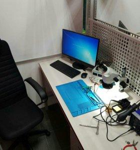 Ремонт сотовых телефонов,планшетов и копьютеров